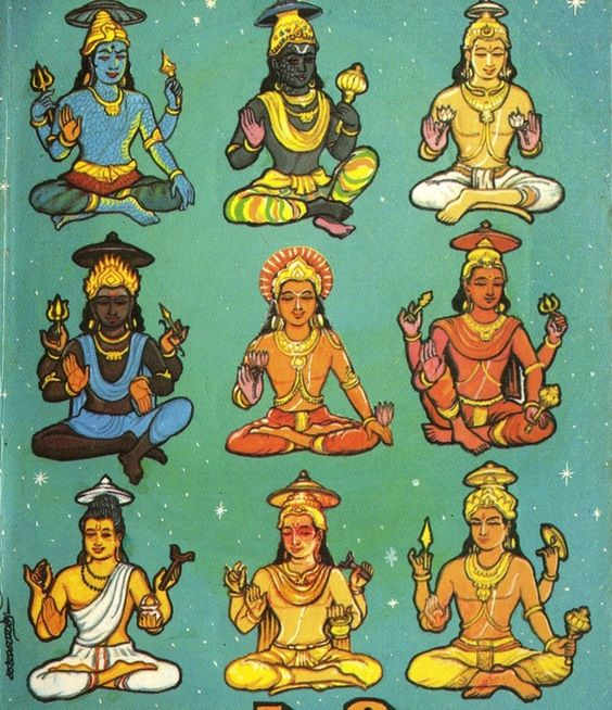 Yoga y Astrología